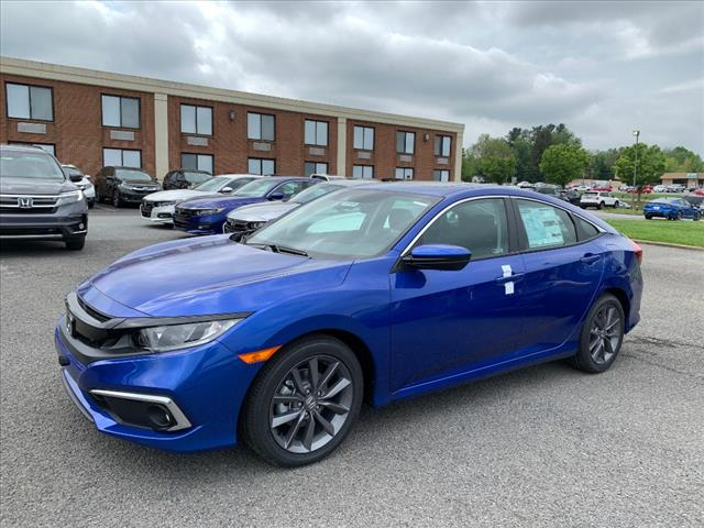 New 2020 Honda Civic 1.5T 4D EX