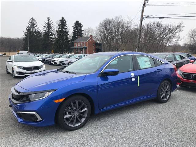 New 2020 Honda Civic 1.5T 4D EX-L