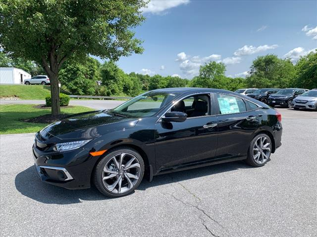 New 2019 Honda Civic 1.5T 4D TOURING
