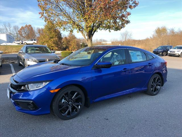 New 2019 Honda Civic 2.0L 4D SPORT