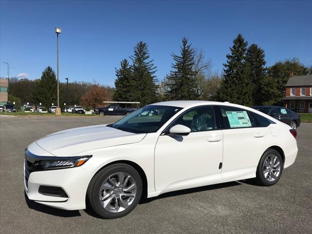 New 2019 Honda Accord 1.5T LX