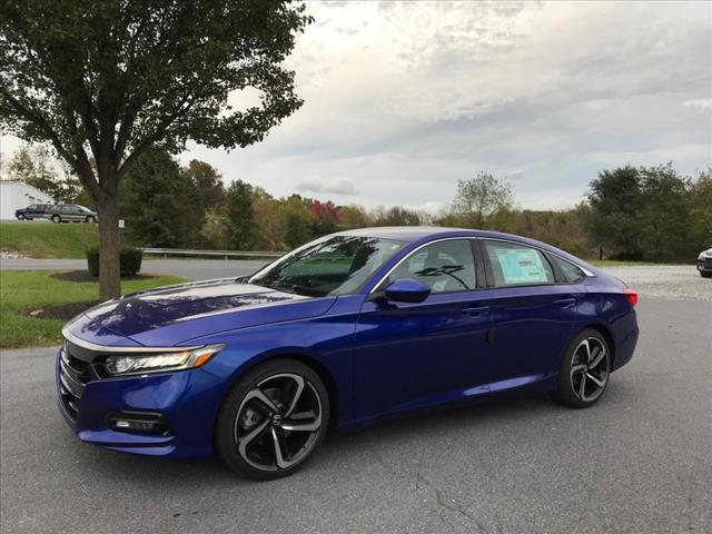 New 2019 Honda Accord 1.5T SPORT