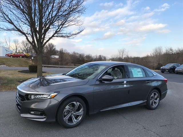 New 2020 Honda Accord 2.0T EX-L