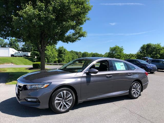 New 2019 Honda Accord Hybrid Ex L