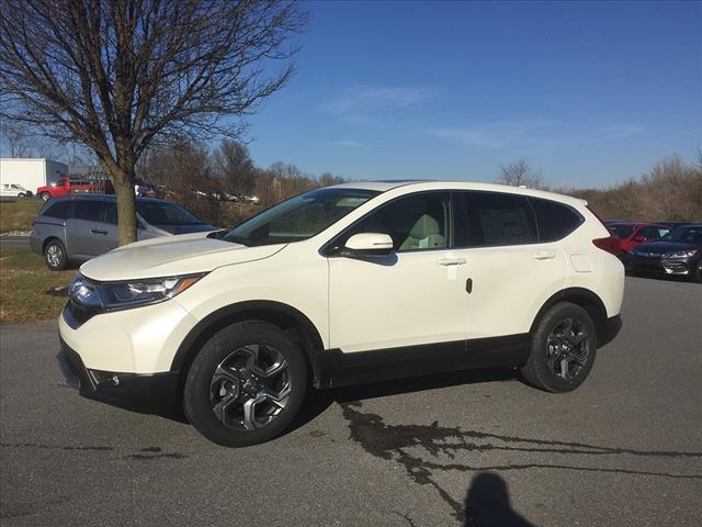 New 2018 Honda CR-V 1.5T AWD EX