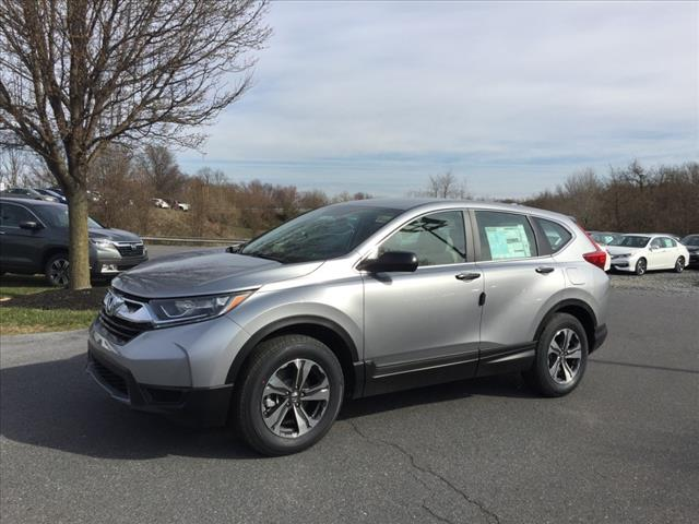 New 2019 Honda CR-V 2.4L AWD LX