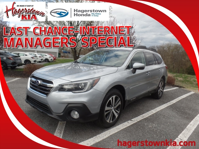 Pre-Owned 2019 Subaru Outback 2.5i Limited