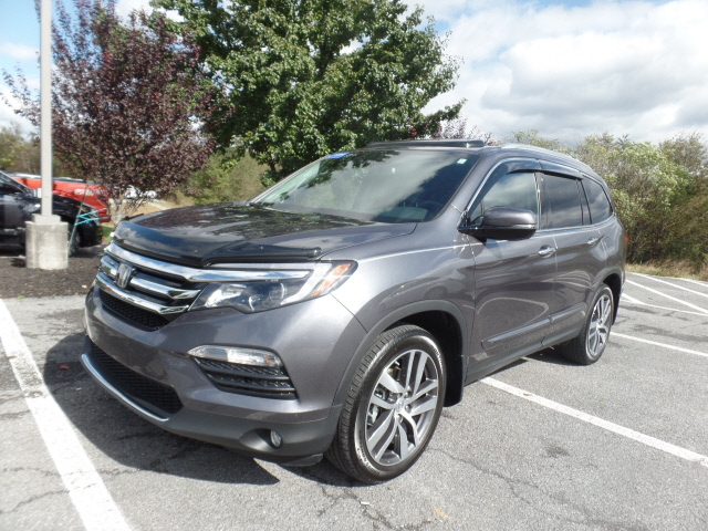 Certified Pre Owned 2016 Honda Pilot Elite Awd Elite 4dr Suv In