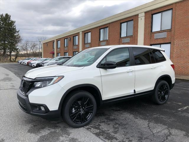 New 2019 Honda Passport AWD SPORT