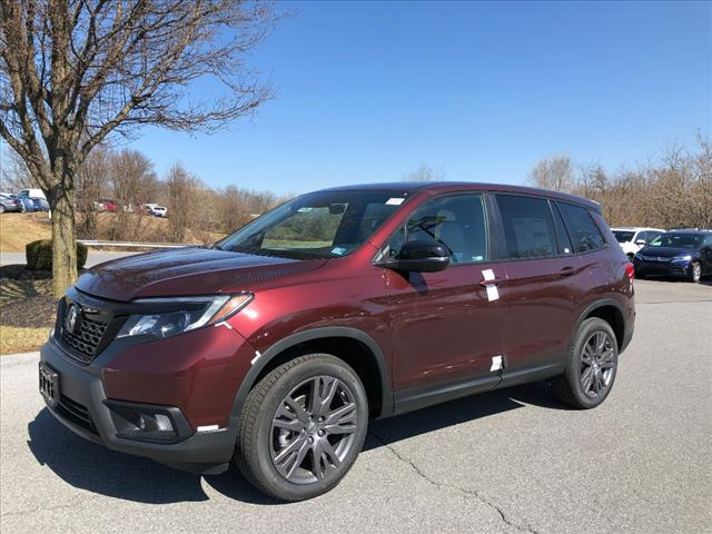 New 2019 Honda Passport AWD EX-L