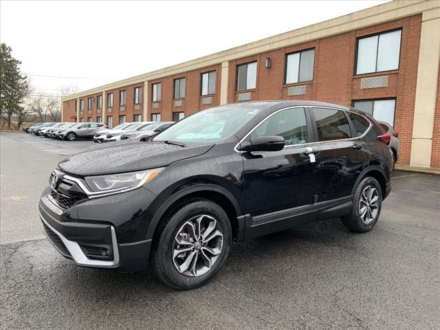 New 2020 Honda CR-V 1.5T AWD EX