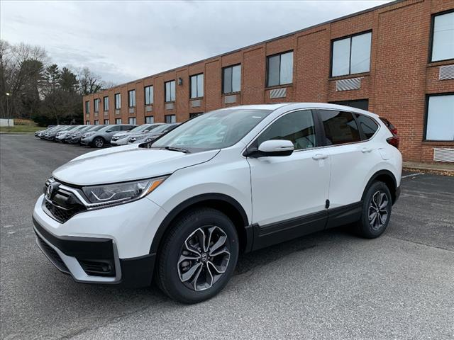 New 2020 Honda CR-V 1.5T AWD EX-L