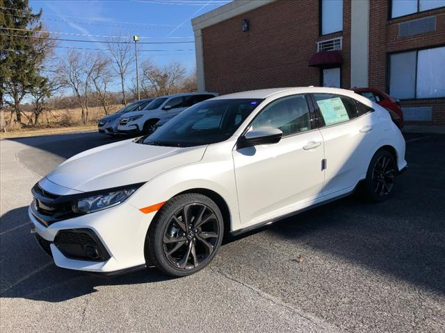 New 2019 Honda Civic 1.5T 5D SPORT