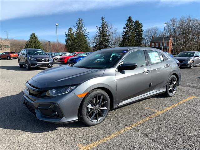 New 2020 Honda Civic 1.5T 5D EX
