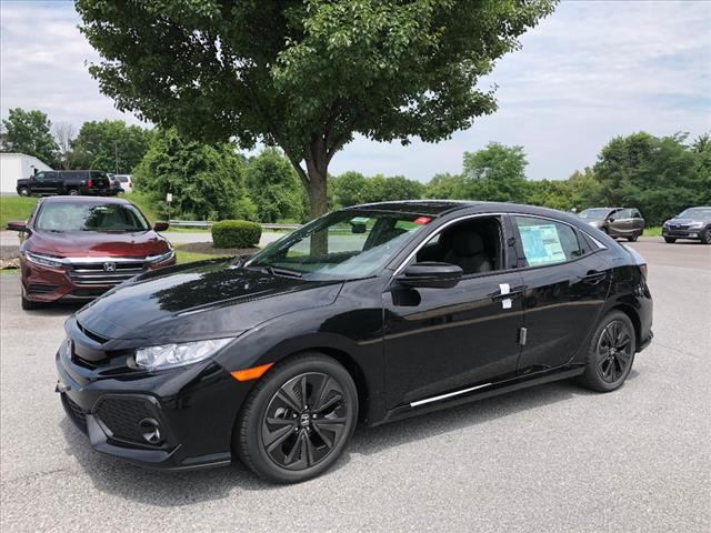 New 2019 Honda Civic 1.5T 5D EX