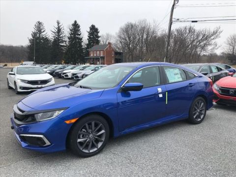 New 2019 Honda Civic 1.5T 4D EX-L