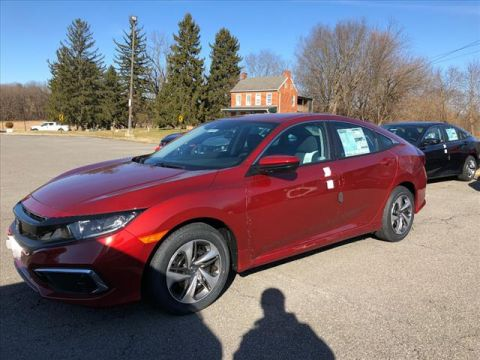 New 2020 Honda Civic 2.0L 4D LX