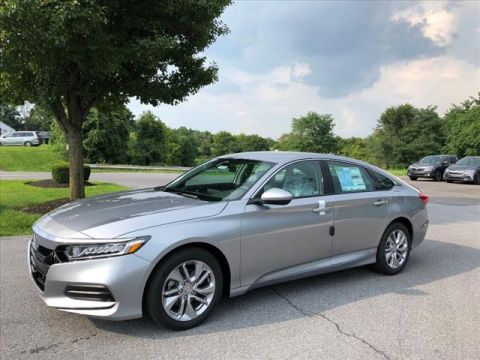 New 2020 Honda Accord 1.5T LX