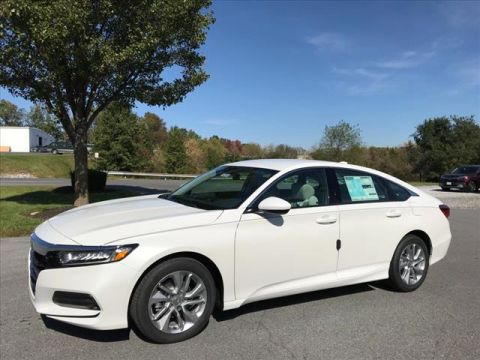 New 2018 Honda Accord 1.5T LX