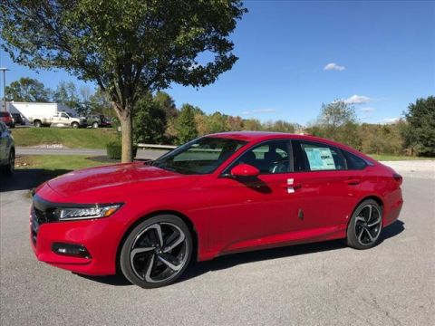 New 2020 Honda Accord 1.5T SPORT