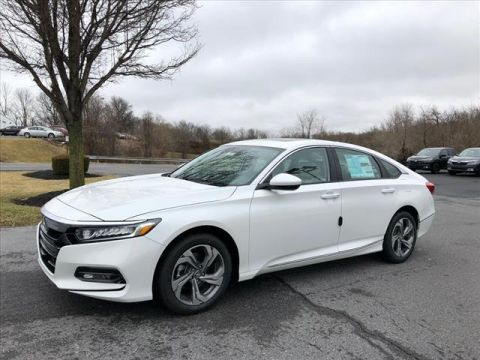New 2018 Honda Accord 1.5T EX