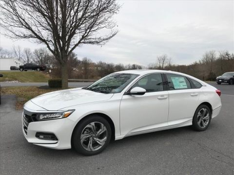 New 2019 Honda Accord 1.5T EX-L