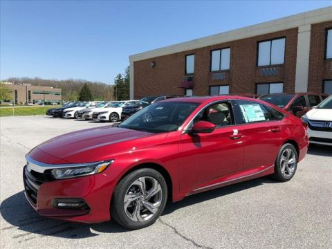 New 2018 Honda Accord 1.5T EX-L