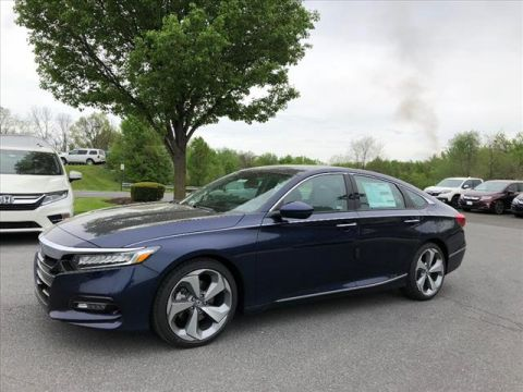 New 2018 Honda Accord 1.5T TOURING