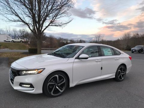 New 2019 Honda Accord 2.0T SPORT MANUAL