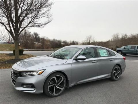 New 2020 Honda Accord 2.0T SPORT