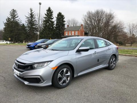 New 2019 Honda Civic 2.0L 4D LX