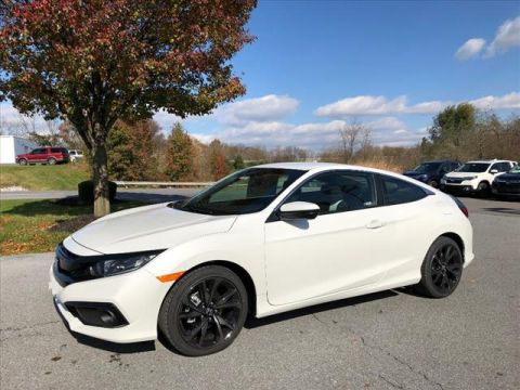 New 2019 Honda Civic 2.0L 2D SPORT