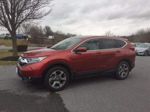 New 2019 Honda CR-V 1.5T AWD EX