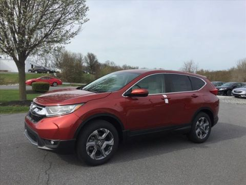 New 2019 Honda CR-V 1.5T AWD EX-L