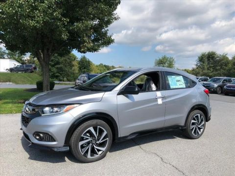 New 2019 Honda HR-V AWD SPORT