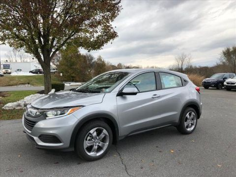 New 2020 Honda HR-V AWD LX