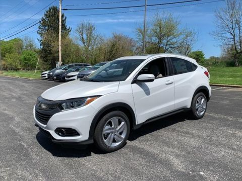 New 2019 Honda HR-V AWD EX