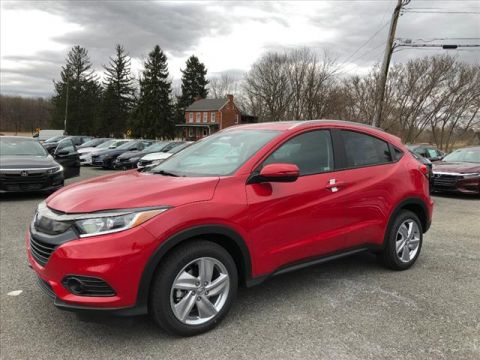 New 2019 Honda HR-V AWD EX-L