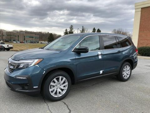 New 2019 Honda Pilot AWD LX