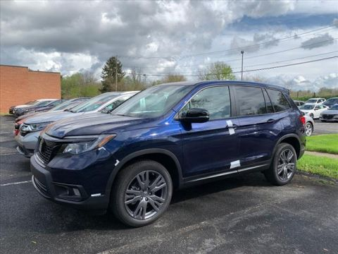 New 2020 Honda Passport AWD EX-L