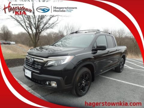 Pre-Owned 2017 Honda Ridgeline Blackout Edition