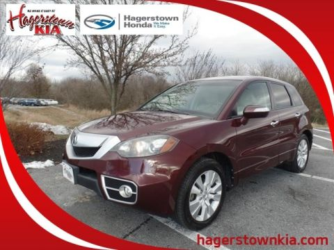 Pre-Owned 2011 Acura RDX Technology Package w/Technology Pac
