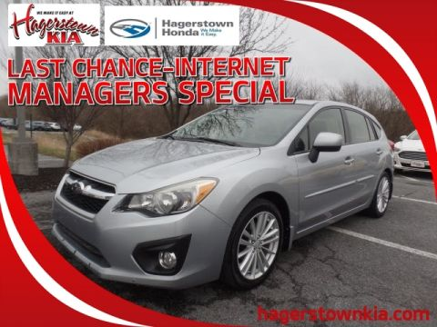 Pre-Owned 2012 Subaru Impreza 2.0i Limited