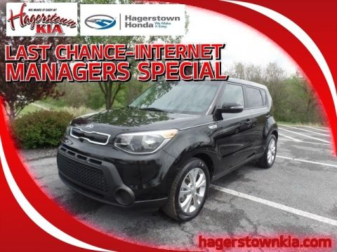 Certified Pre-Owned 2014 Kia Soul+ Plus