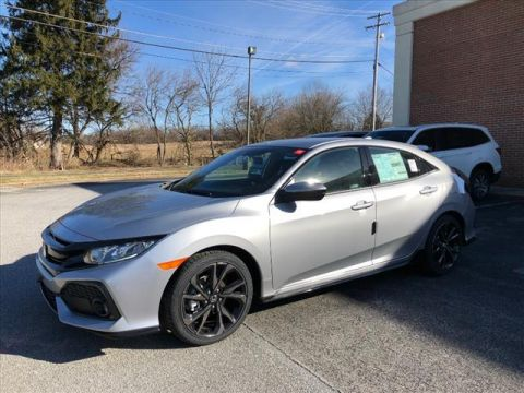 New 2019 Honda Civic 1.5T 5D SPORT MANUAL