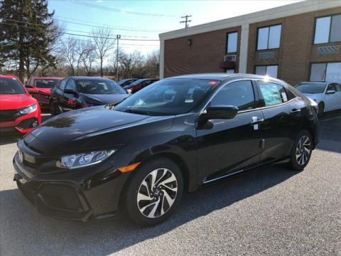 New 2019 Honda Civic 1.5T 5D LX