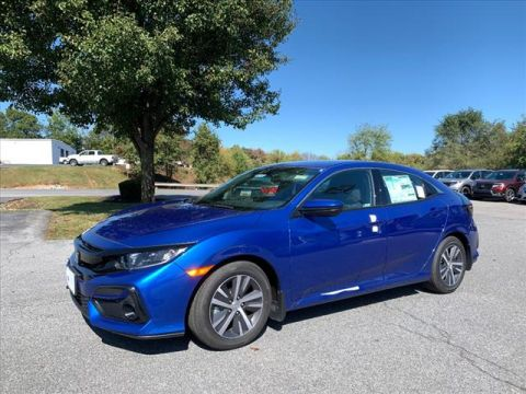 New 2020 Honda Civic 1.5T 5D LX