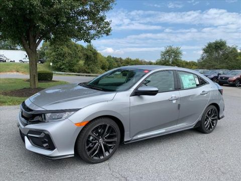 New 2020 Honda Civic 1.5T 5D SPORT