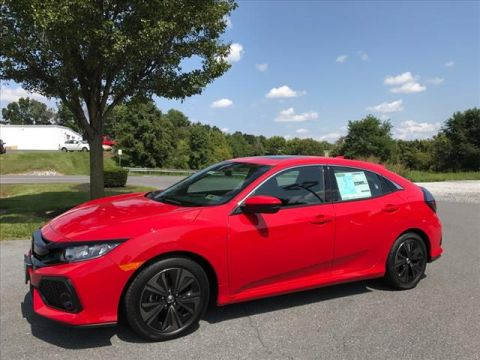New 2018 Honda Civic 1.5T 5D EX