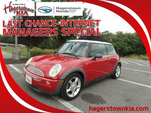 Pre-Owned 2002 MINI Cooper Base